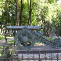 Французская трофейная пушка, Смоленск