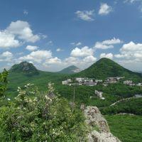 Железноводск - самый зелёный город КМВ и всего Ставрополья, Железноводск
