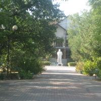 Сквер им. М.Ю.Лермонтова, Буденновск