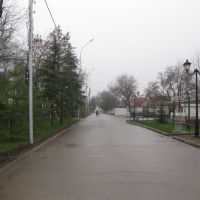 Ул.Октябрьская,после реконструкции, Буденновск