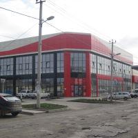 Новый торговый дом по ул.Ленинская, Буденновск