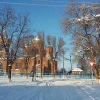 Мороз и солнце день чудесный...., Красногвардейское