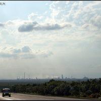 На горизонте Невинномысск-, Невинномысск