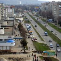 Самая широкая улица города , Невинномысск