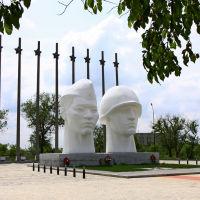 Памятник воинам , Нефтекумск