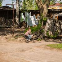 Бабушка на улице Гоголя, Кирсанов