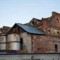 мукомольная фабрика, Кирсанов