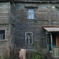 дворик ул. Рабоче-Крестьянской, Кирсанов