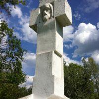 монумент на Немецком кладбище, Кирсанов