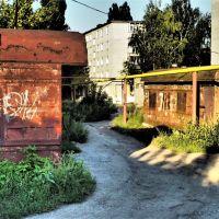 Вагоны гаражные, Мичуринск