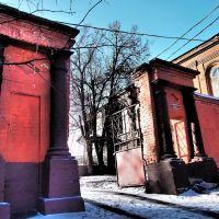 КВД Парадный въезд, Мичуринск