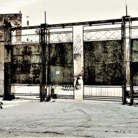 Ворота в старое сизо, Мичуринск