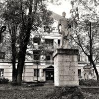 Скульптура 1, Мичуринск