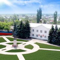 Центр р.п.Мордово, Мордово