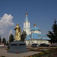 Центральная площадь, Рассказово