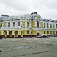 Драмтеатр, Тамбов