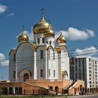 Казанский собор Альметьевска, Альметьевск