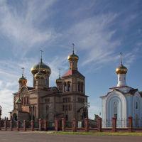 Храм. Алексеевское, Алексеевское