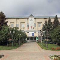 На бульваре в Апастово, Апастово