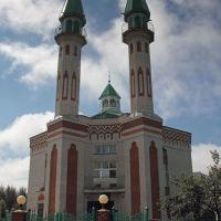 Мечеть в Апастово, Апастово