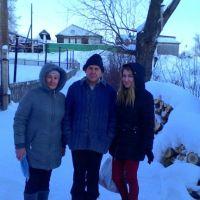Зимний кадр., Арск