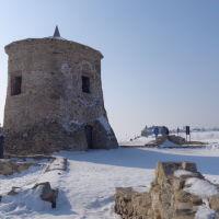 на древнем городище Бряхимова, Елабуга