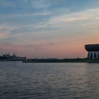р.казанка,загс  золотая   чаша, Казань
