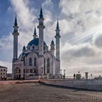 мечеть   кул-шариф в казанском кремле, Казань