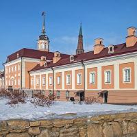 Пушечный двор, главный корпус, Кремль, Казань, Казань