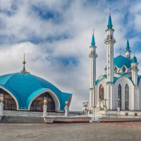 мечеть  кул-шариф,казань, Казань