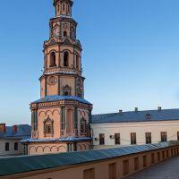 колокольня   собора петра и  павла, Казань