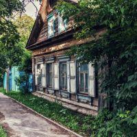 старый   дом   в    адмиралтейской    слободе, Казань