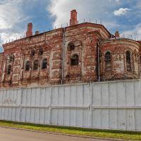 церковь  макария   желтоводского  в   адмиралтейской  слободе, Казань