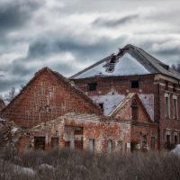 старинный дом, Казань