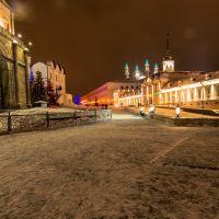 в казанском кремле, Казань