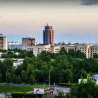 Городок., Набережные Челны