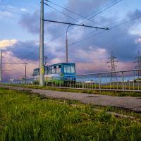 Трамвай., Набережные Челны