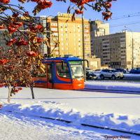 Зимний день., Набережные Челны