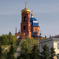 Лестница к храму, Новошешминск