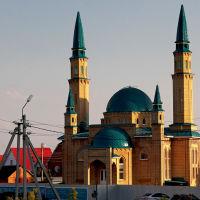 Строительство мечети, Нурлат