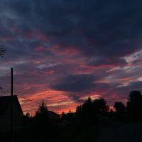 Июль 2017, Каргасок