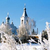 Богородице-Рождественская церковь.г Белёв, Белев