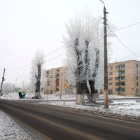 Улица Соловцова и улица Ленина, Болохово