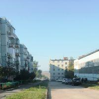 Микрорайон бывшего УПП ВОС (общества слепых), Болохово
