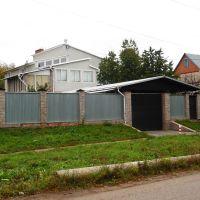 Частный коттедж на улице Ленина, Болохово