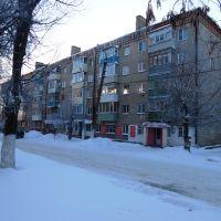 Улица Первомайская, д.№1, Болохово