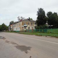 Улица Мира, дом №8, Болохово