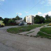 Улица Соловцова около дома №20, Болохово