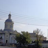 Никольский собор с колокольней, Епифань