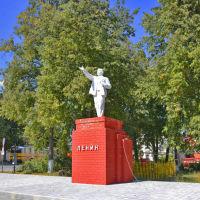 Памятник В.И. Ленину , Одоев